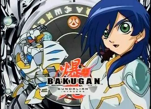 Imagenes de Bakugan las 4 Temporadas