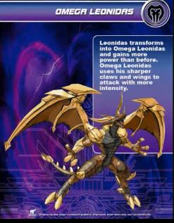 a evoluçao do Leonidas Omega_Leonidas