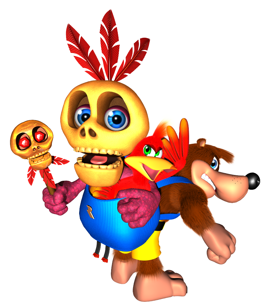 banjo kazooie - photo #12