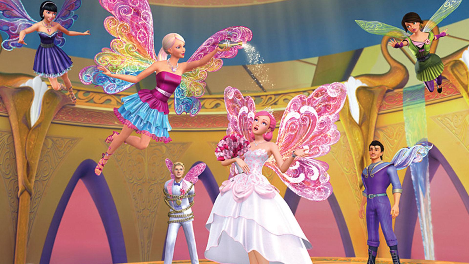 Barbie in a fairy secret online movie