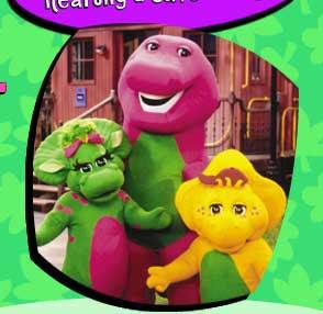 Image - Barney 1991.jpg - Barney Wiki