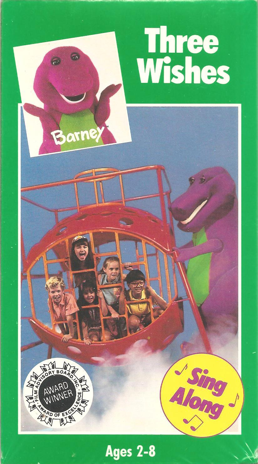 barney three wishes 1992 submited images