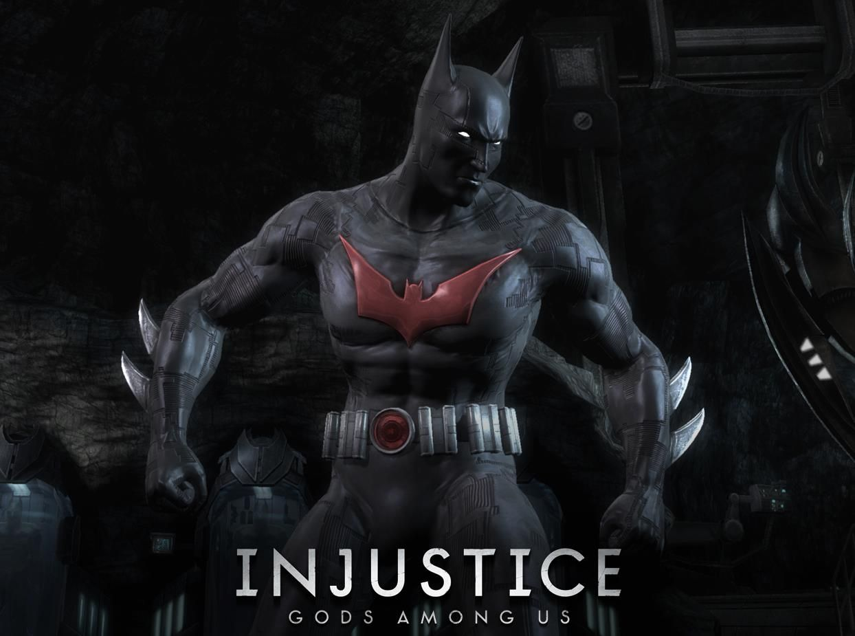 Injustice batman beyondjpgBatman Beyond Vs Ironman