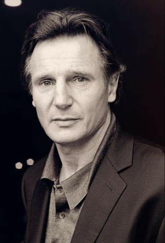 Liam Neeson - Wallpaper Hot