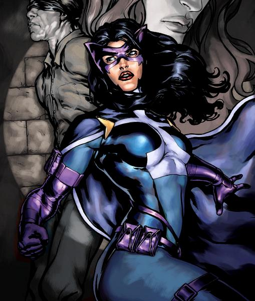 Huntress (Helena Bertinelli) - Batman Wiki