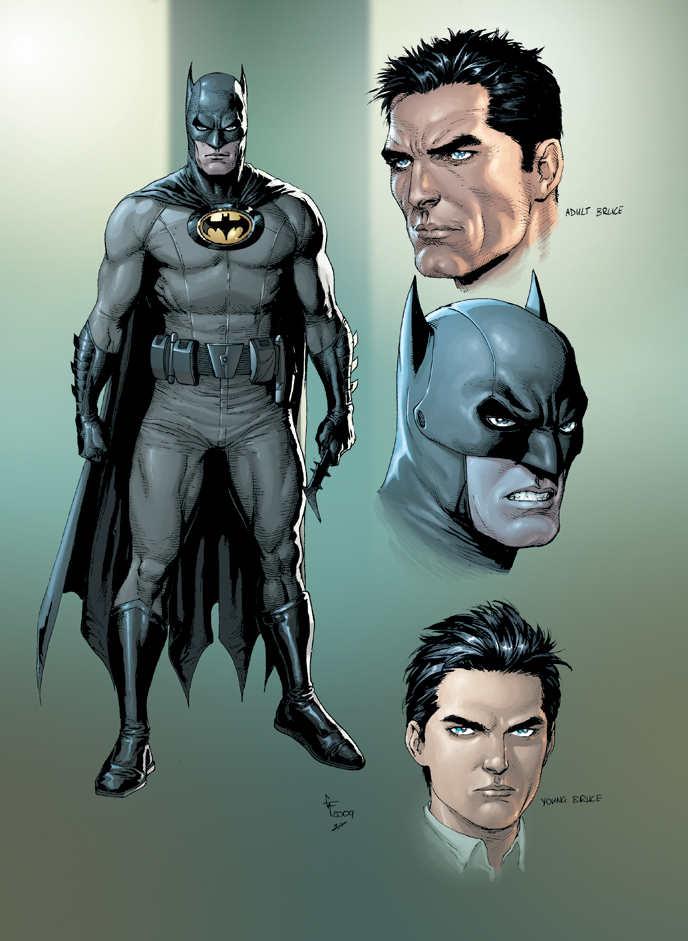 batman bruce wayne - photo #43