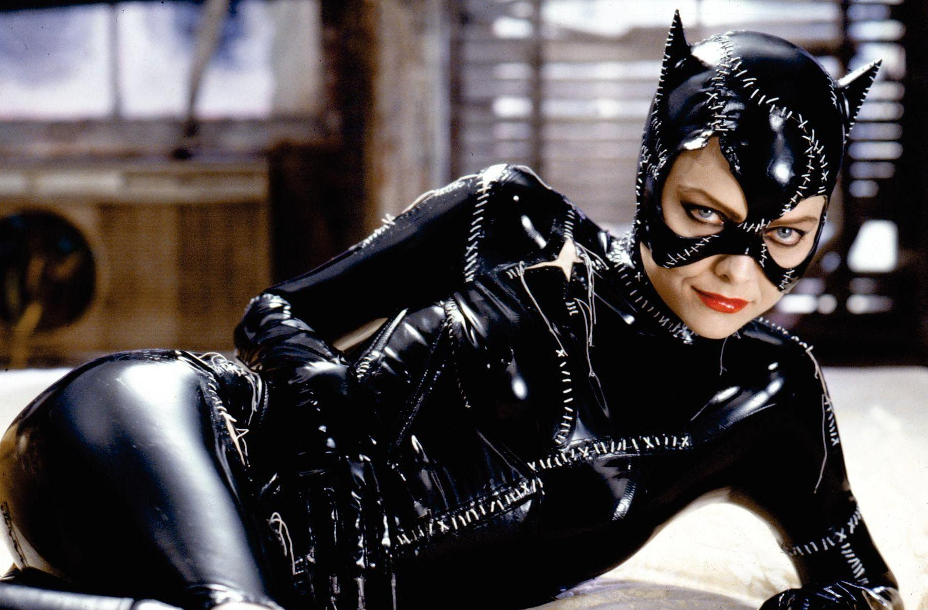 Catwoman Michele