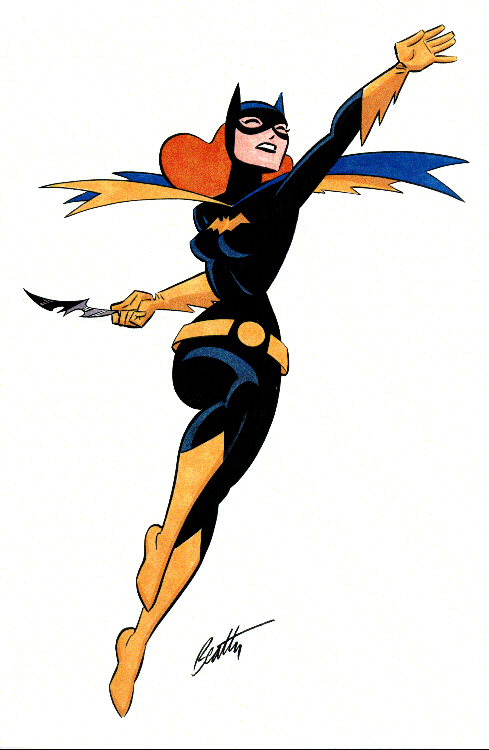 Barbara Gordon - Batman Wiki