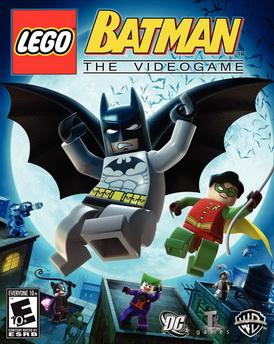 LEGO Batman The VideoGame Repack