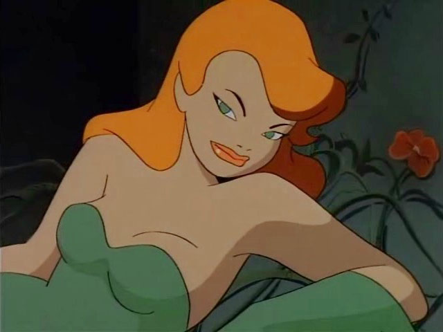 poison ivy batman. Poison Ivy (Batman: The