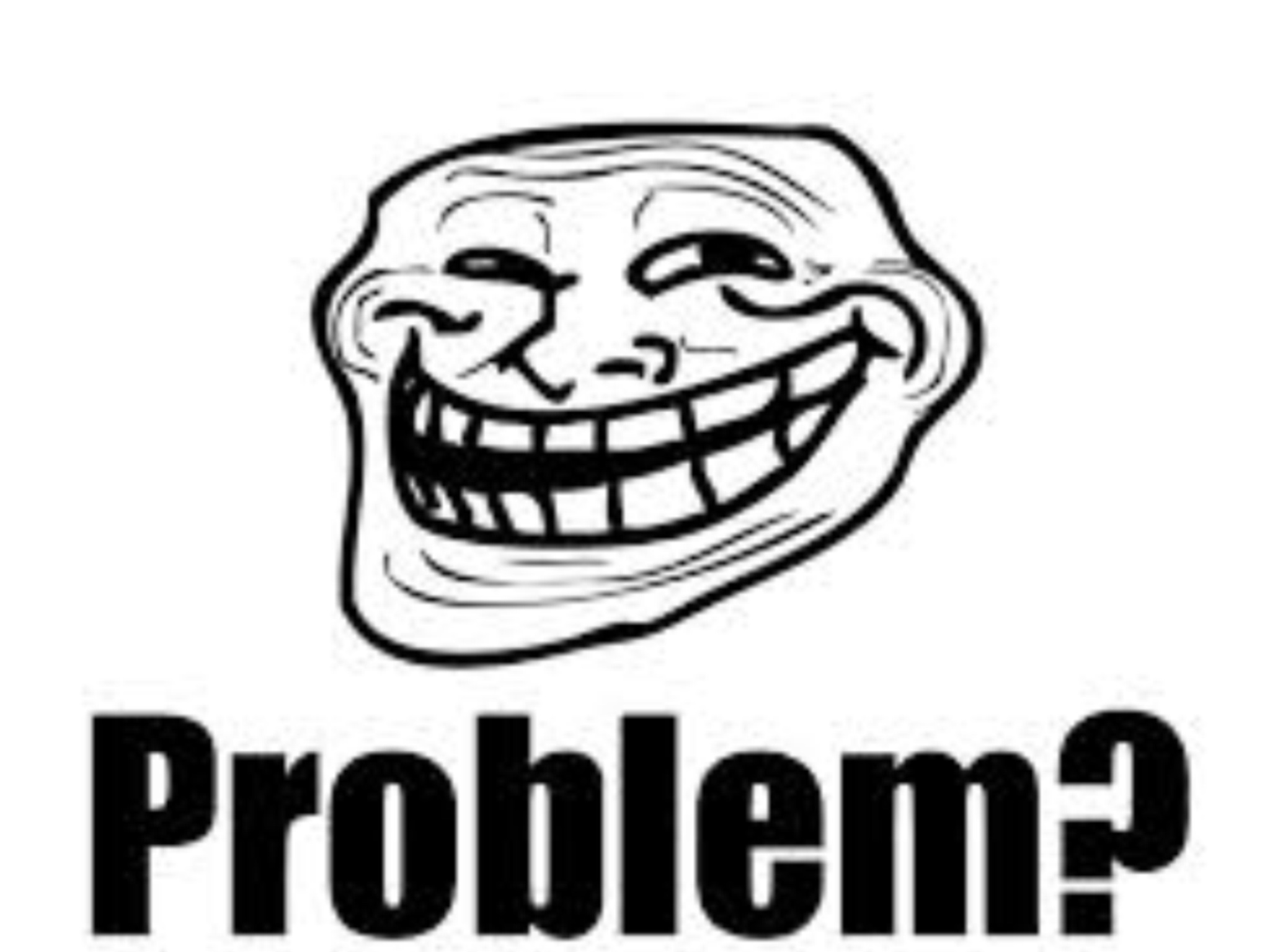 Probleme Mit Dem Troll