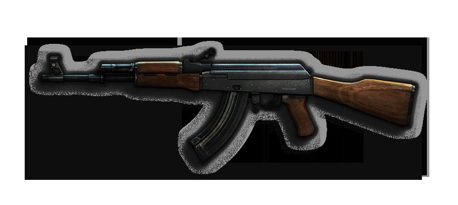 Image - AK-47 Render BFP4F.png - Battlefield Wiki - Battlefield 4, Battlefield 3, Weapons ...