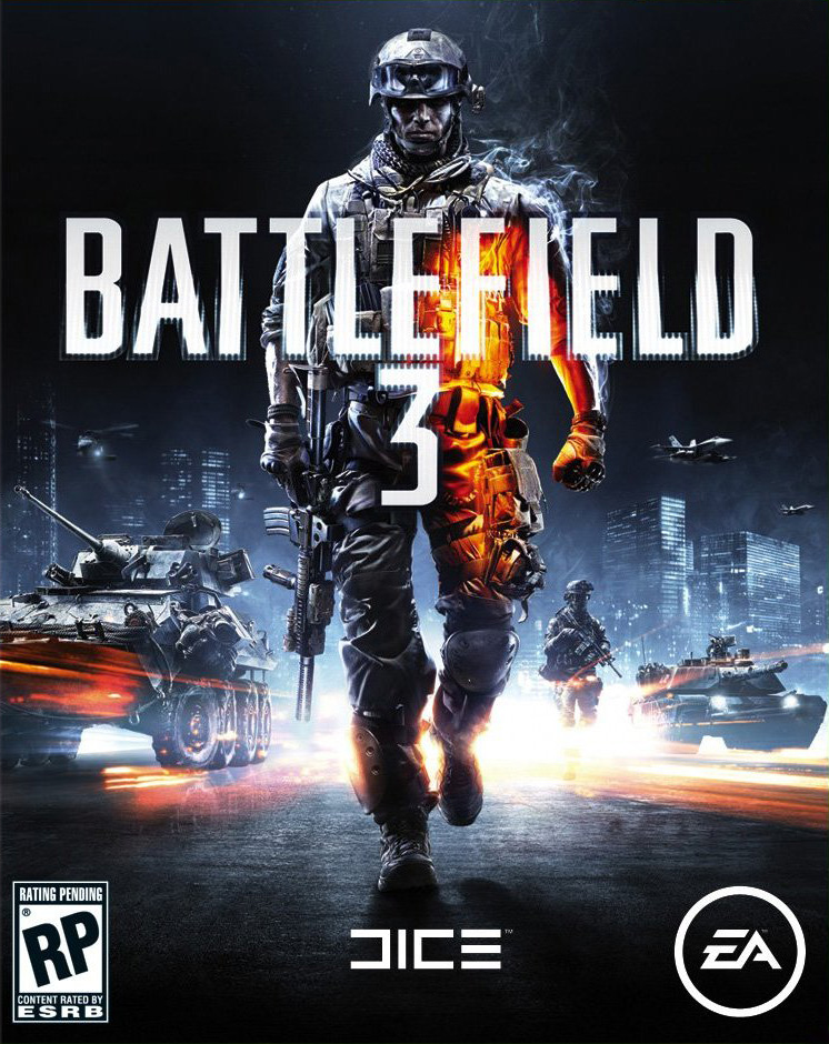 BF3 box art Download Battlefield 3 PC Completo + Crack 2011