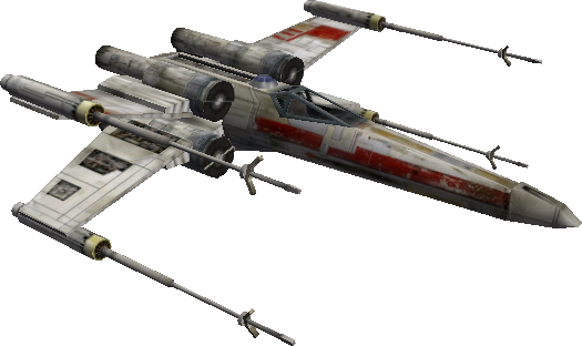 Image - X-Wing Fighter png - Star Wars BattlefrontX Wing Png