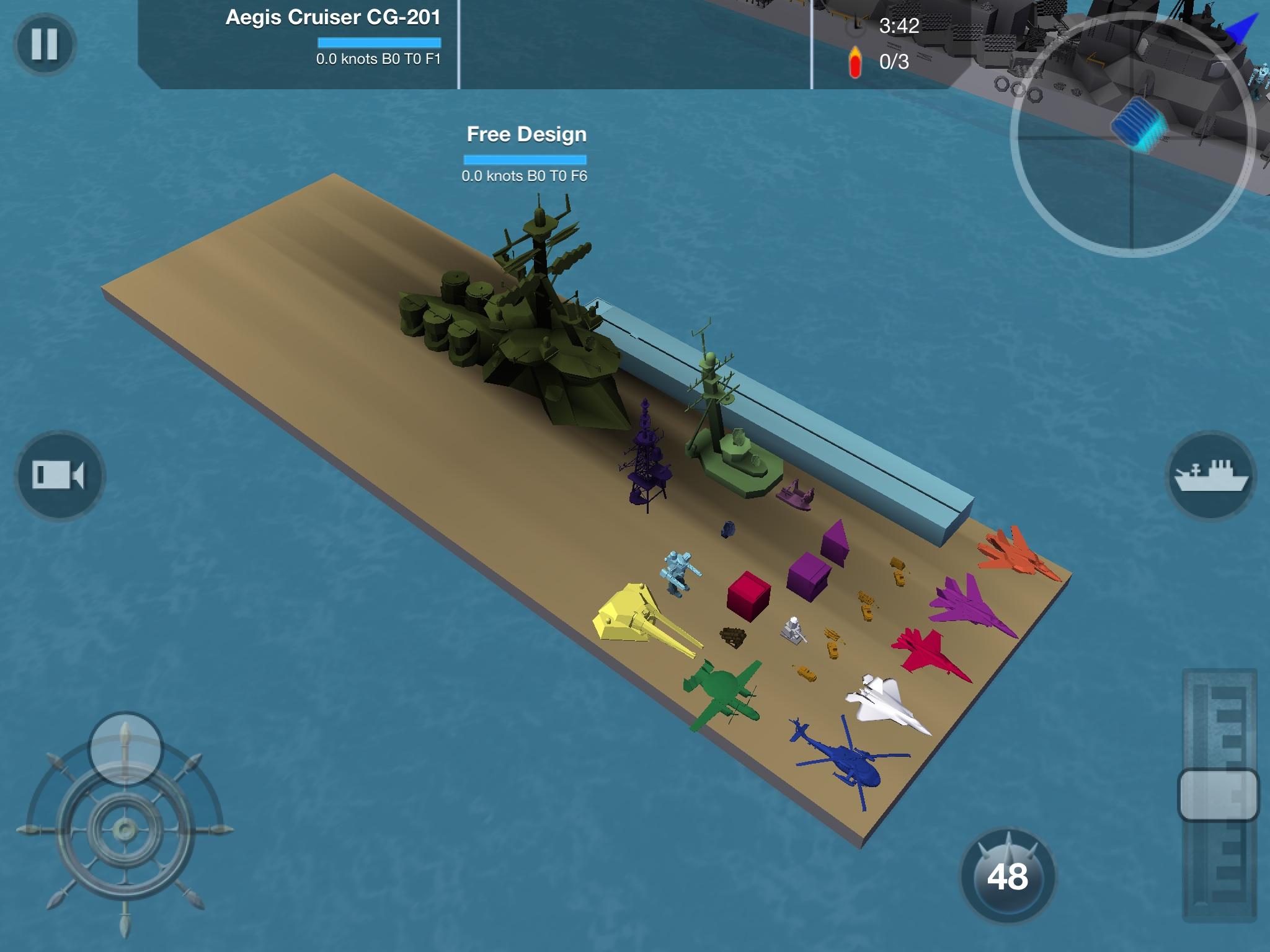 Battleship Craft Alternatives
