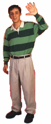 Image - Steve.png - Blue's Clues Wiki