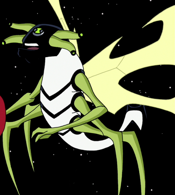 Ben 10000 Ultimate Alien: Ben 10 Expanded Universe In Time With Aliens