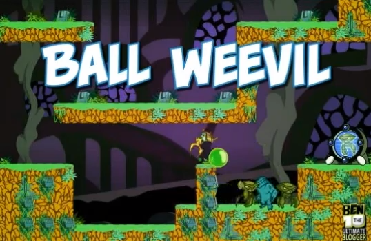 Game creator ball weevil png
