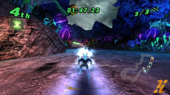 Download Ben 10 Galactic Racing Torrent Wii 2011
