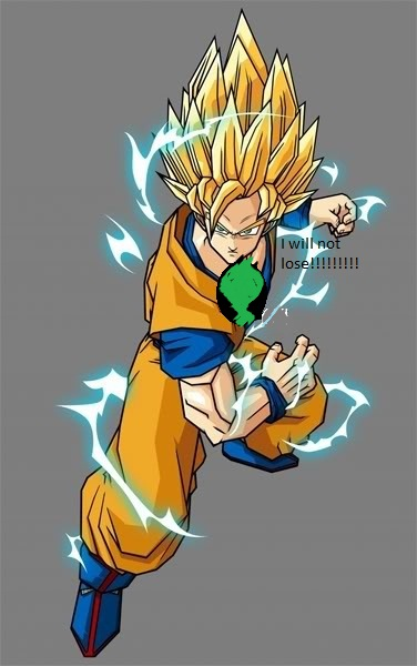 Goku Super Saiyan 10 | www.imgkid.com - The Image Kid Has It!