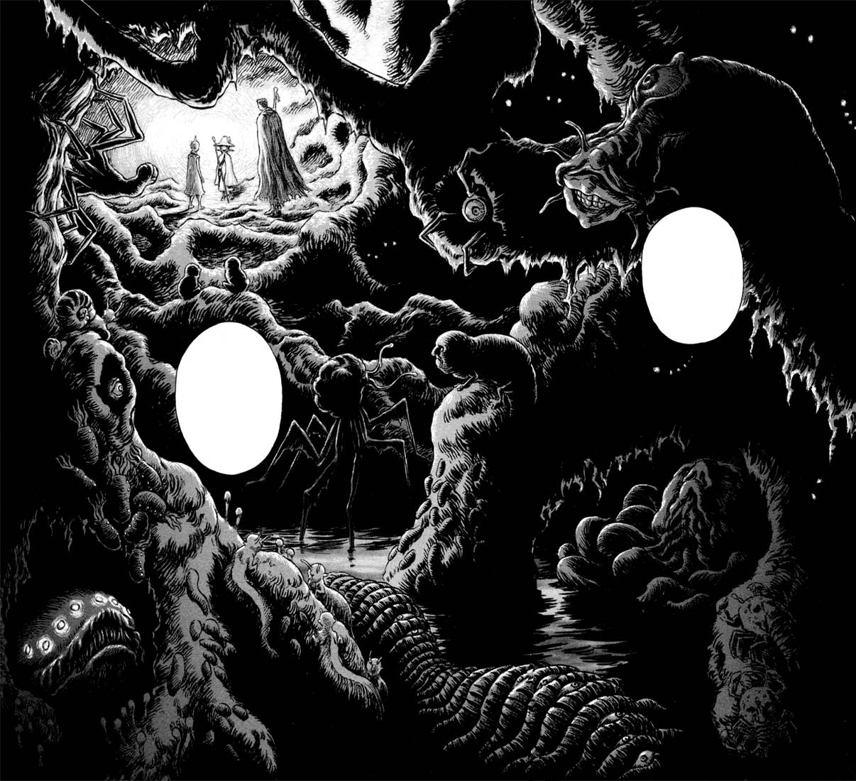 Qliphoth - Berserk Wiki - Berserk Manga and Anime