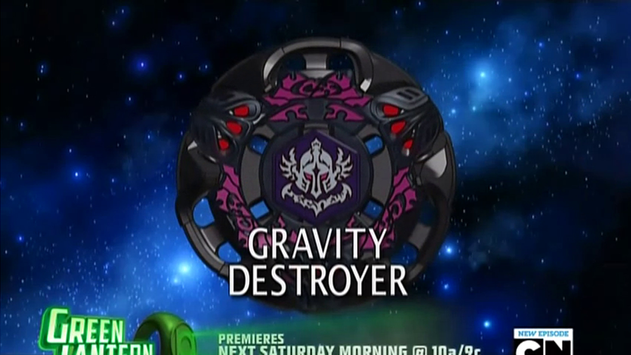 Image - Gravity Destroyer.JPG - Beyblade Wiki, the free ...