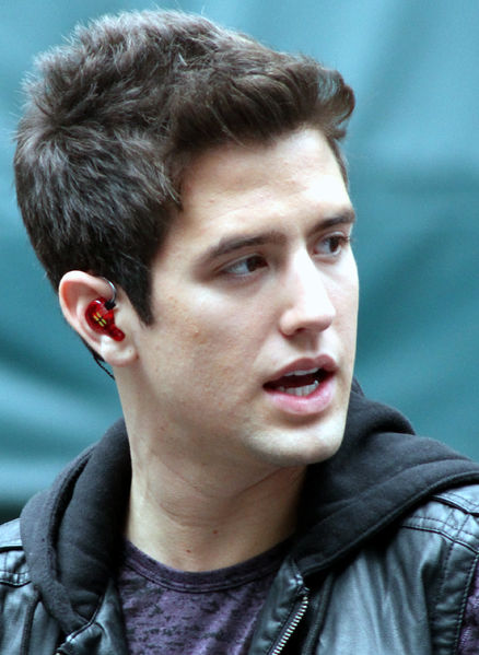 logan henderson from big time rush. Logan Henderson of Big Time