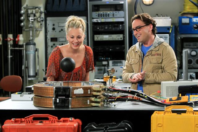 critique big bang theory 6x05 - Big Bang Theory - 6x05 - The Holographic Excitation