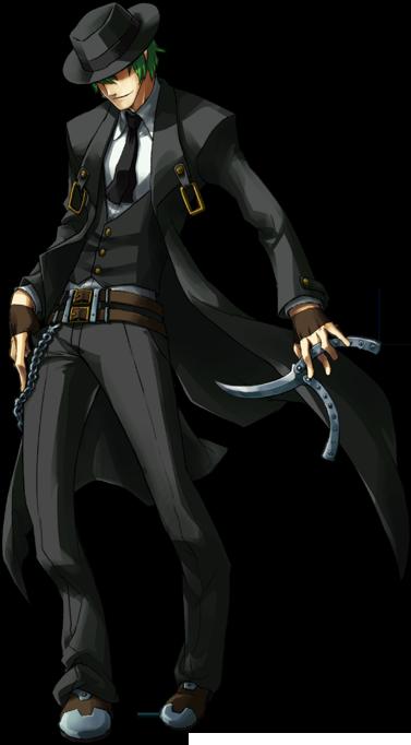 Hazama. lol. Hazama_(Continuum_Shift,_Character_Select_Artwork)