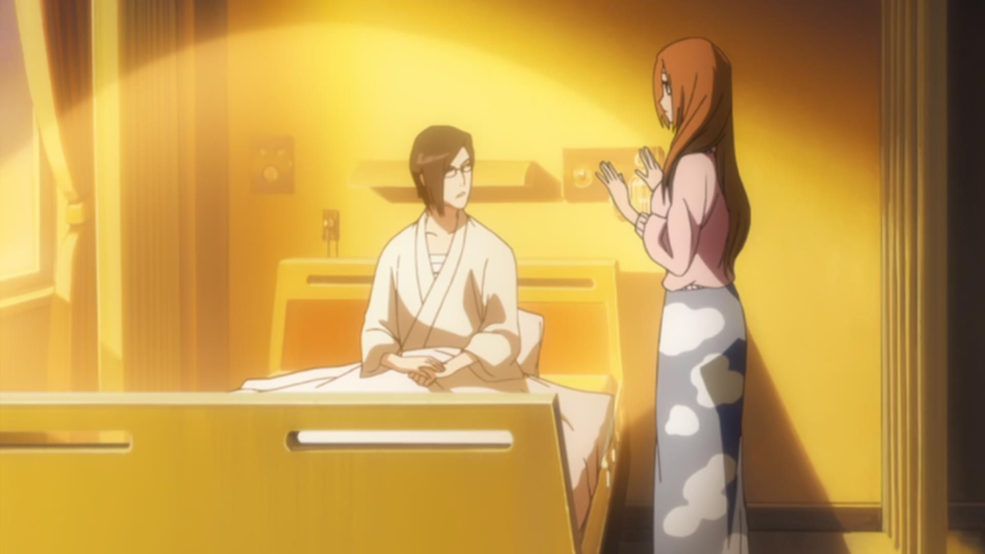 uryu ishida vs mayuri kurotsuchi latino dating