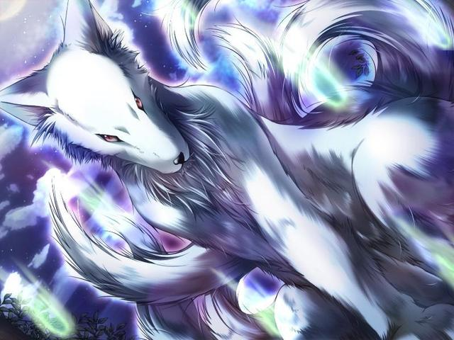 anime wolves with wings. Cute Anime Wolf Boy. Wolf Form