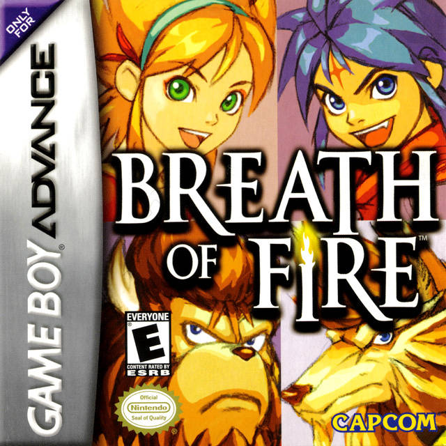 Breath of Fire I - Breath of Fire