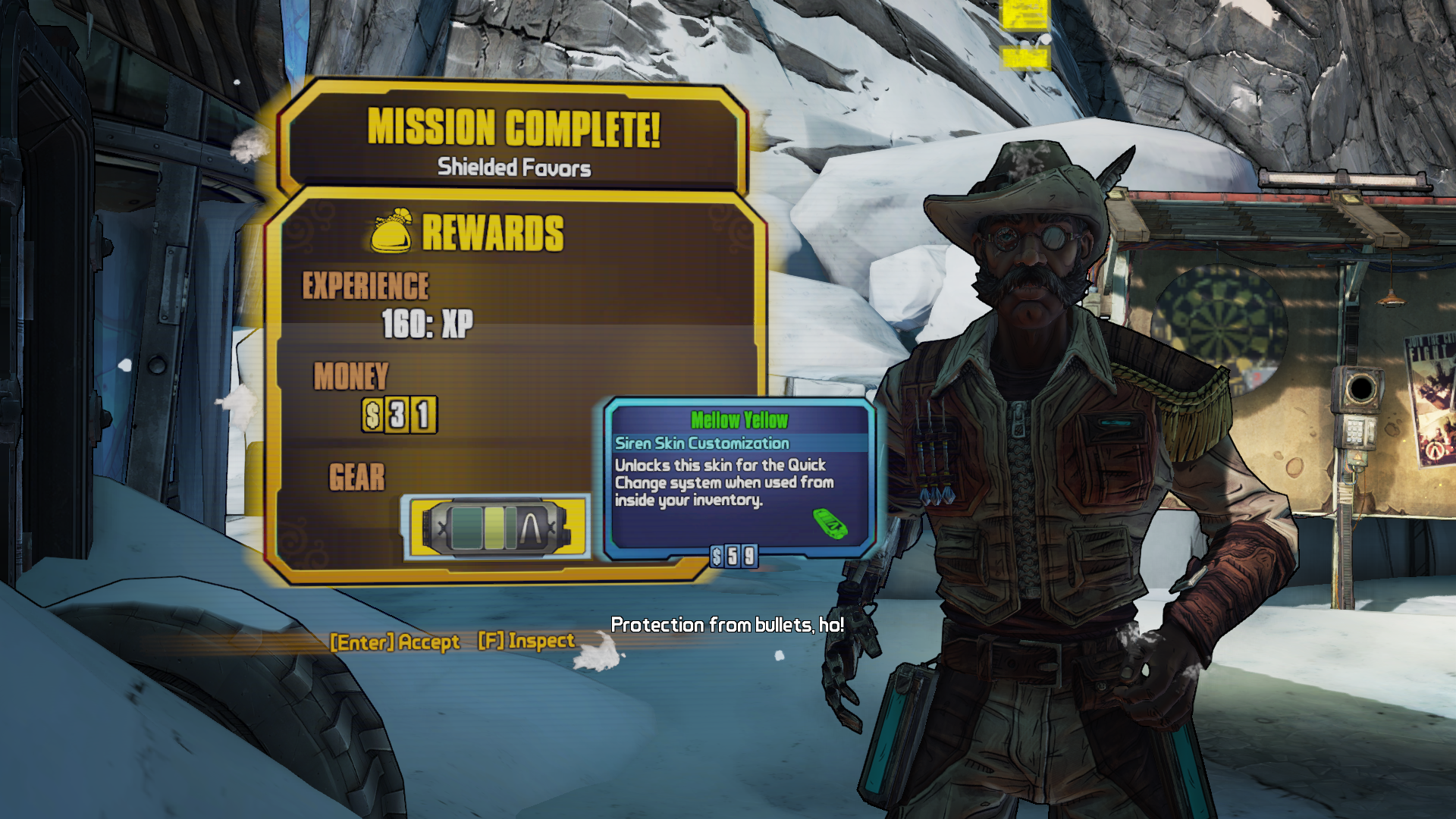 Boarderlands  Commando Build