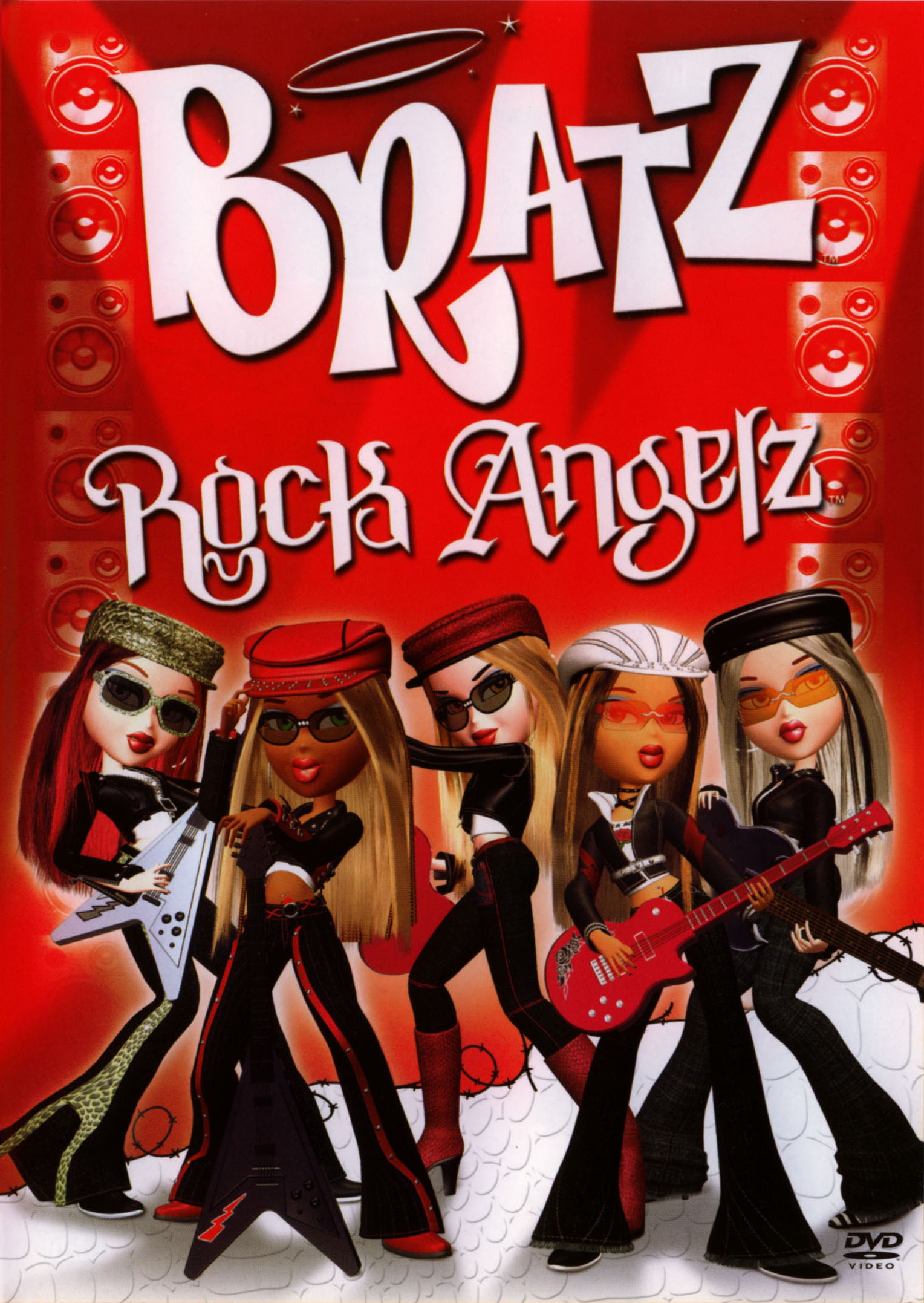Bratz rock angelz dvd