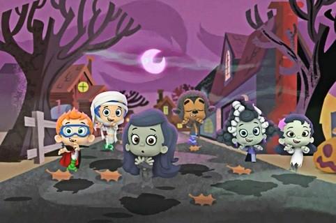 Image - Bubble Guppies Halloween.jpg - Bubble Guppies Wiki