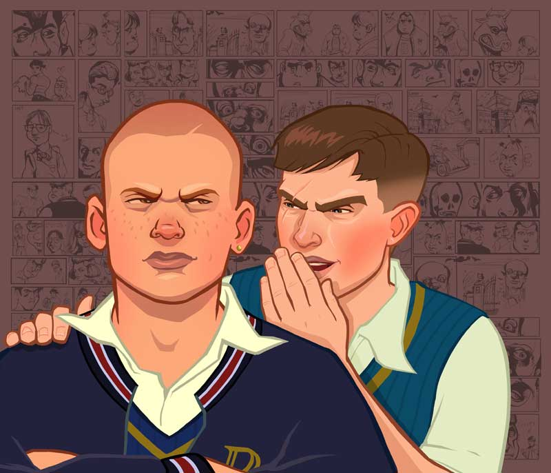 Bully - Bully Wiki - Scholarship Edition, characters, missions ...
