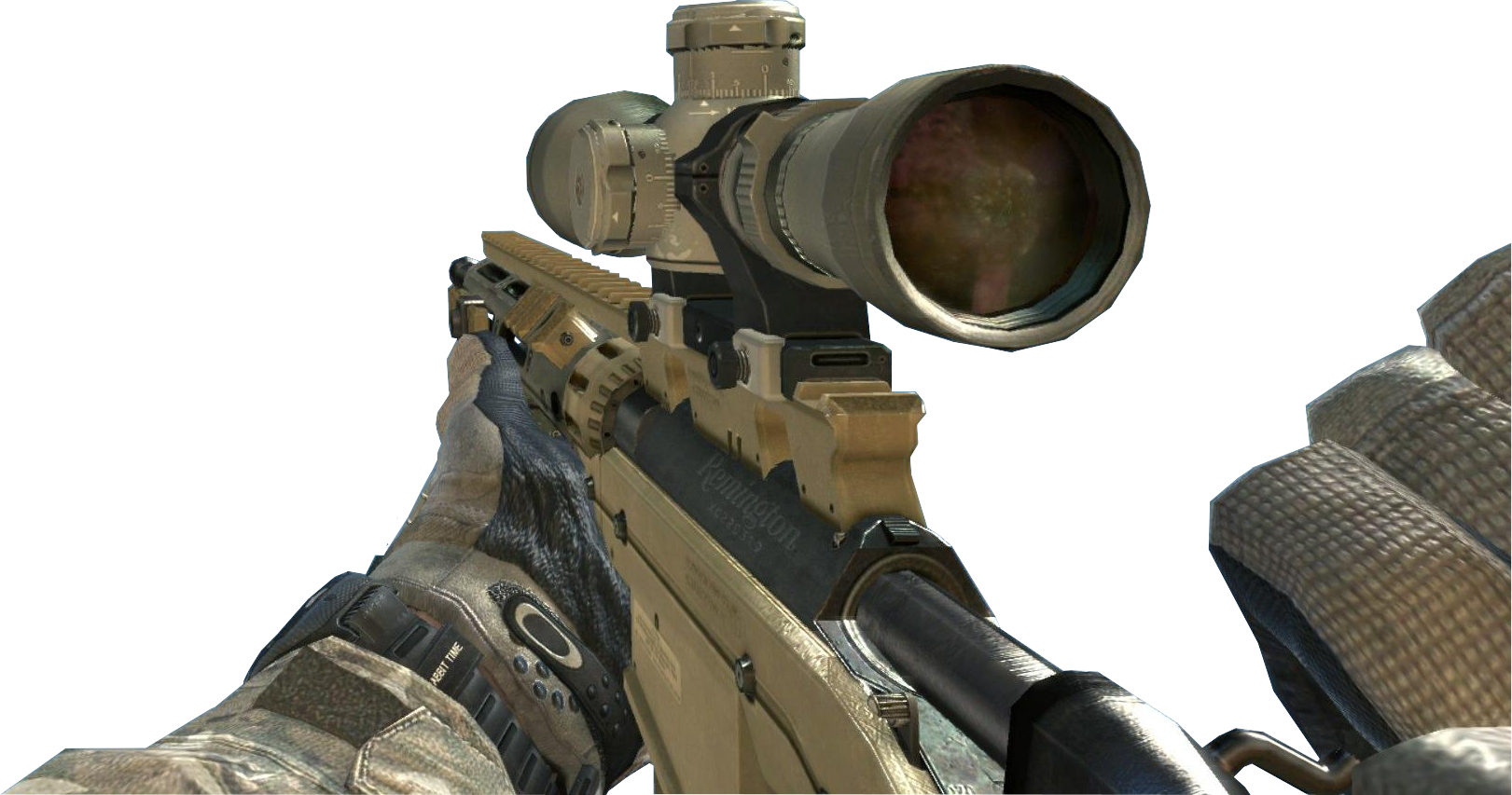 Image - MSR Bolt Cycle MW3.png - The Call of Duty Wiki ...