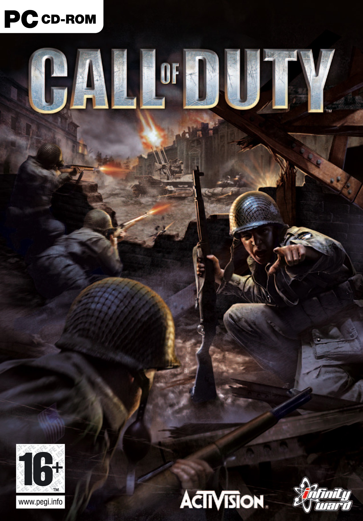 Call of duty 4 |