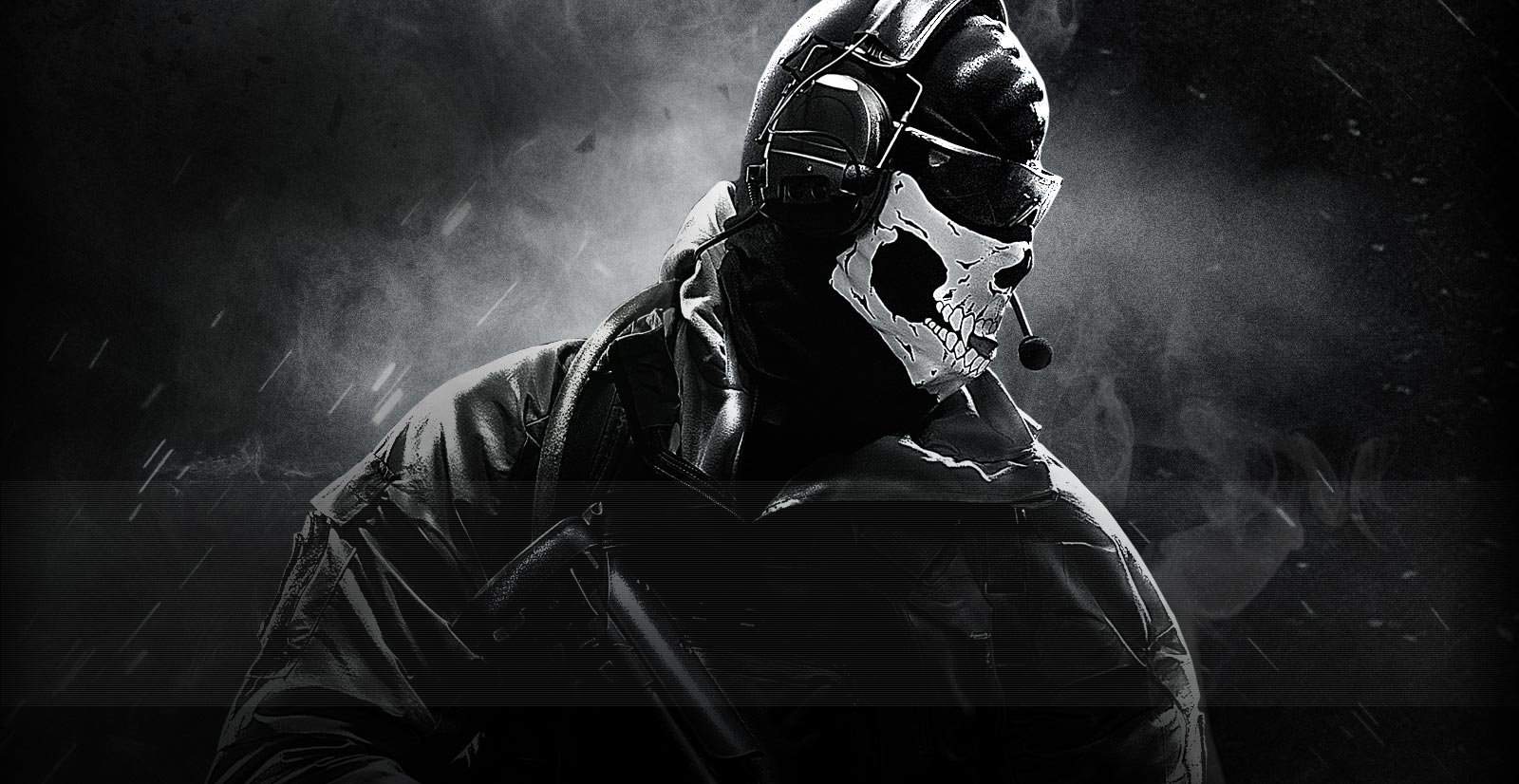 Image - Ghost Wallpaper image CoDO.jpg - The Call of Duty Wiki - Black
