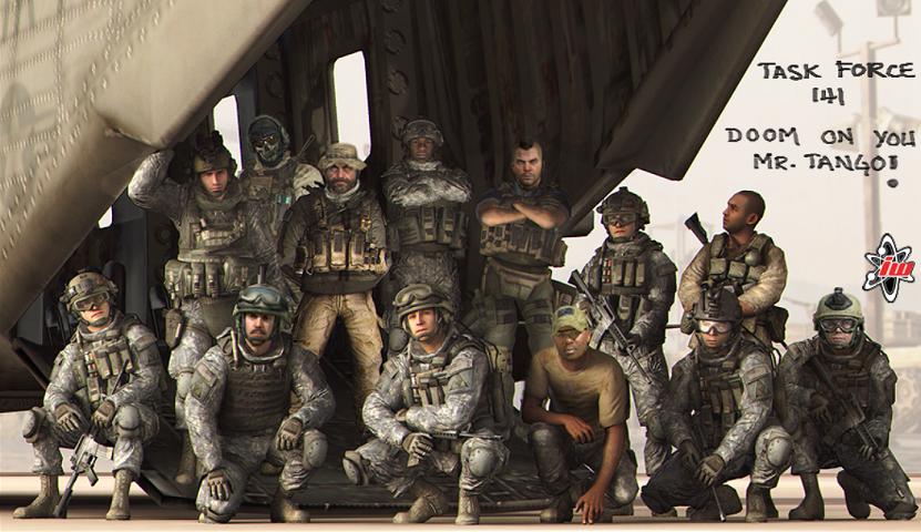 Modern Warfare 0