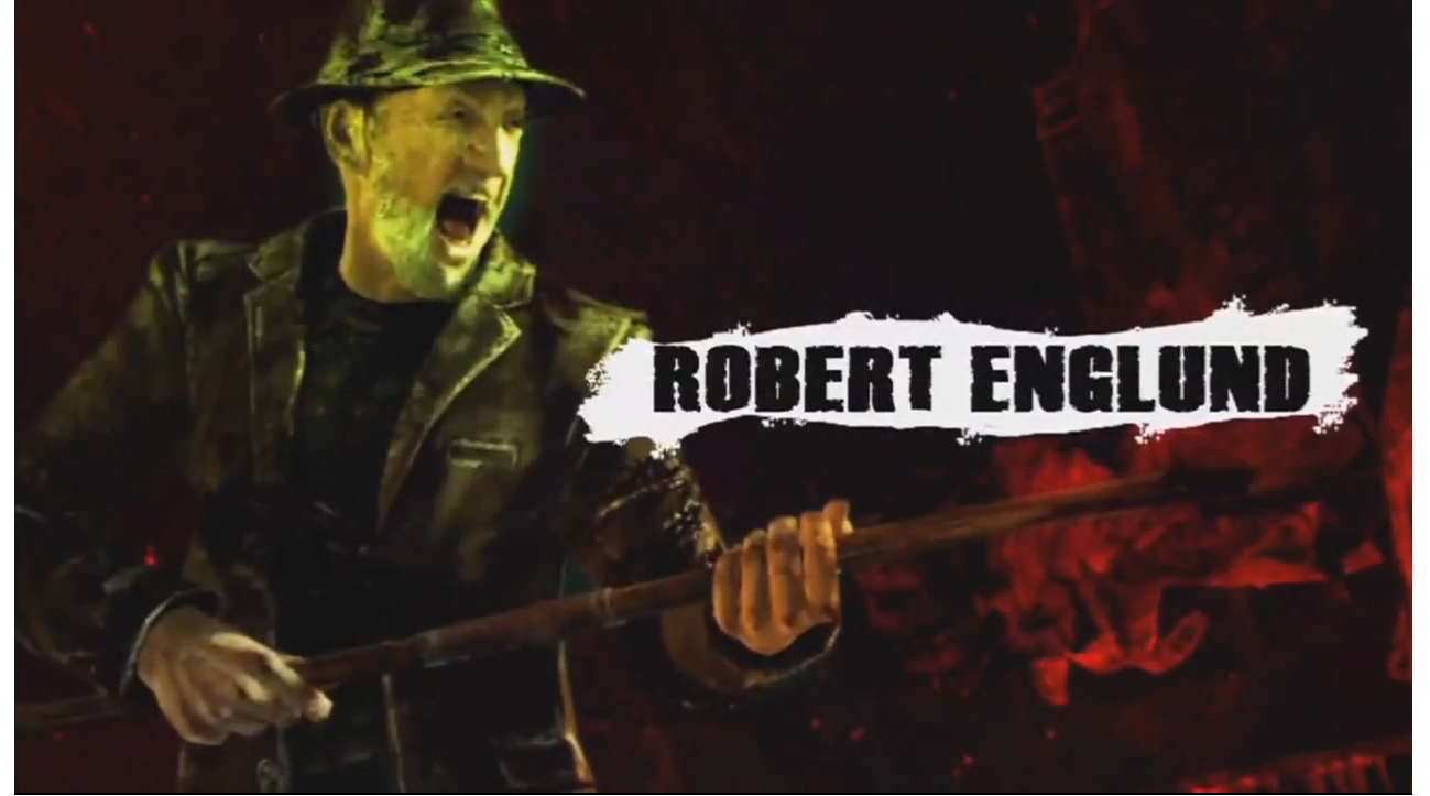 Call Of The Dead |Tutorials|Characters|Guides|Guns|Glitches| Robert_Englund_red