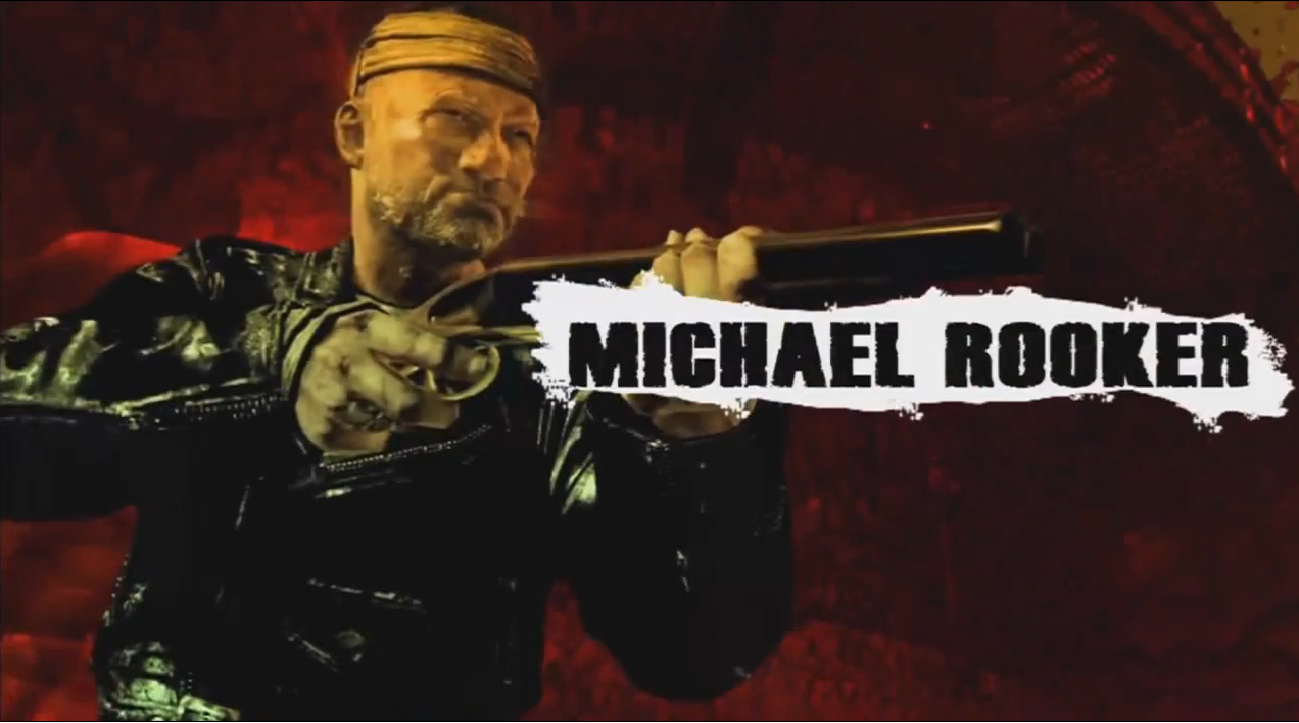 Call Of The Dead |Tutorials|Characters|Guides|Guns|Glitches| Michael_Rooker_red
