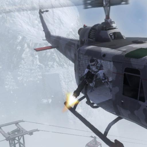 chopper gunner - photo #1