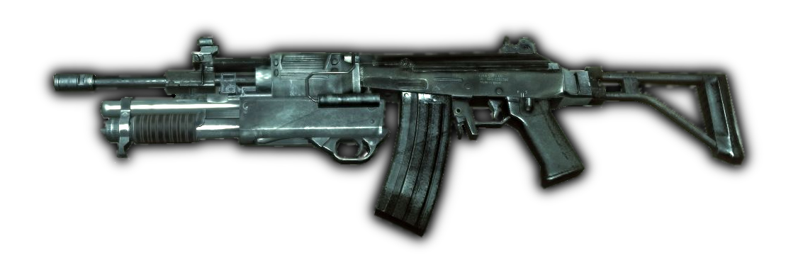 image galil with shotgunpng the call of duty wiki