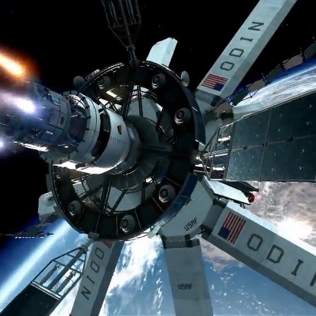 odin space station firing - photo #20