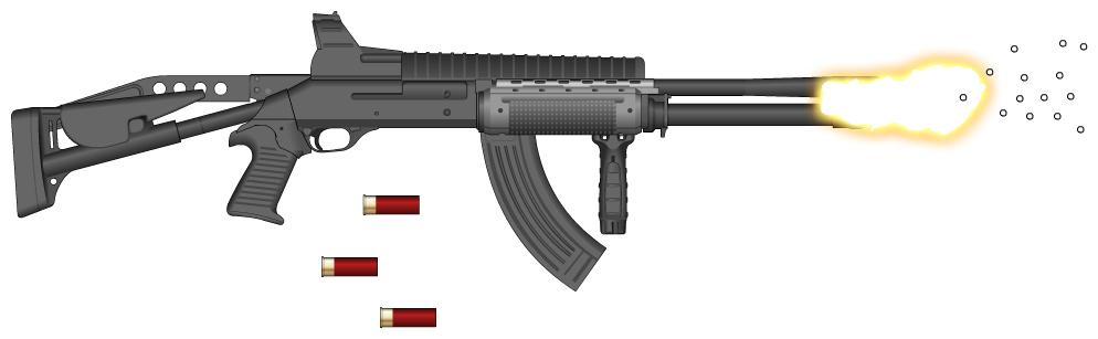 Image - PMG Fully Automatic Shotgun.jpg - The Call of Duty ... M1216 Black Ops 2