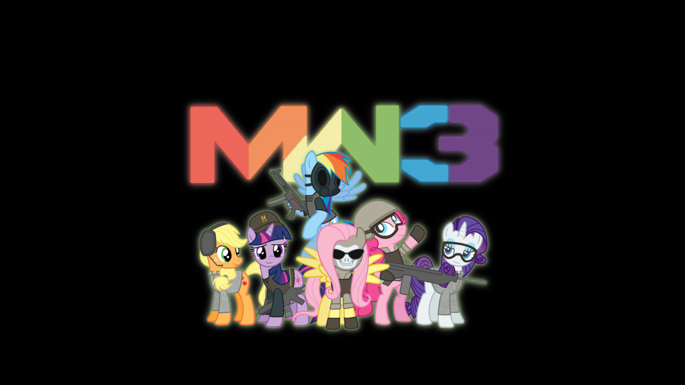 A call to arms! MLP_MW3