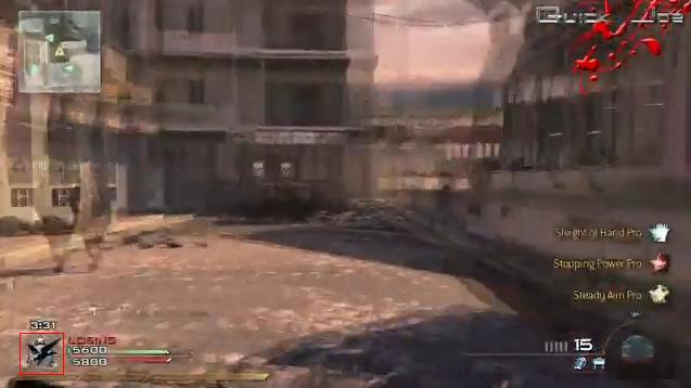 Intervention Sniper Rifle Mw2. Intervention gameplay,