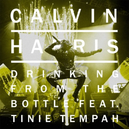 Calvin Harris Album Cover