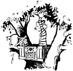 G.R.O.S.S. - The Calvin and Hobbes Wiki